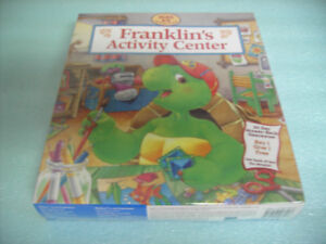 Franklin's Activity Center PC game - NEW