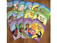 15 paperback Phonic books from the Oxford Reading Tree.