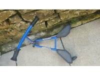 Boys swing scooter