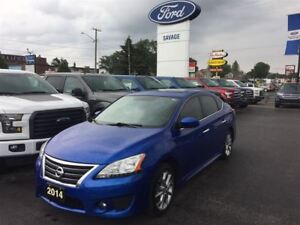 2014 Nissan Sentra SR-Roof/Nav/Winter Tires