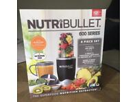 Black Nutribullet Brand new in box