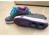 Heelies type roller shoes Sidewalk size junior 12