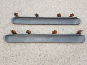 Ford Super Duty Extended Cab Running Boards
