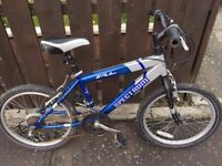 ML Spectrum boys mountain bike £30 ono