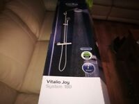 Vitalio joy 180 shower system