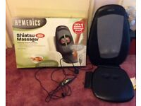 Homedics shiatsu massager