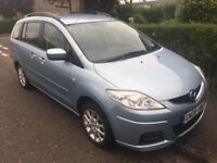 08 Mazda 5 1.8l 70k 7 seater loads done