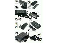 All laptop chargers available hp, Sony, Dell, Lenovo, Asus, Toshiba