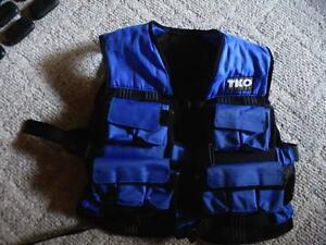TKO weight vest