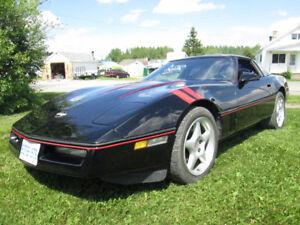 1989 Chevrolet Corvette Coupe (2 door)