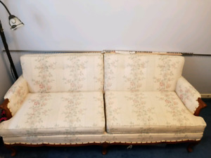 Vintage/antique sofa and chair - great condition