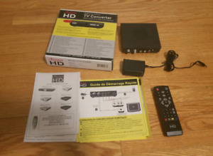 Access HD Digital to Analog TV Converter