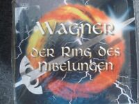Wagner 'Ring'cycle on 14 CD's