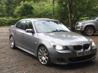 BMW 525 m sport sensible offers