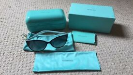 Genuine Tiffany sunglasses polarised lenses
