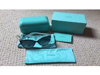 Genuine Tiffany sunglasses polarised lenses