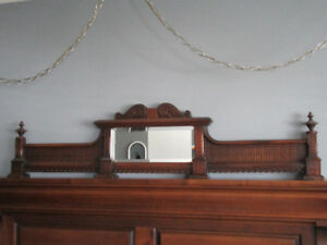 Mantle from antique pump organ-REDUCED