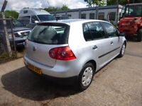 VOLKSWAGEN GOLF - BD56OBS - DIRECT FROM INS CO