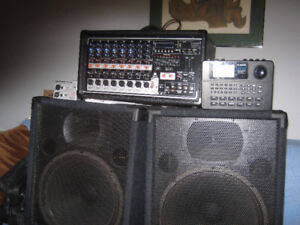 PA sound system,for sale