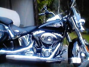 Harley Heritage Softtail