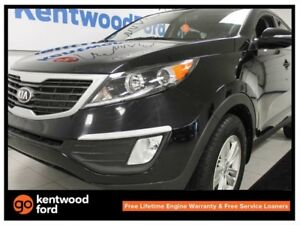 2013 Kia Sportage LX- manual and heated seats. YES PLEASE!