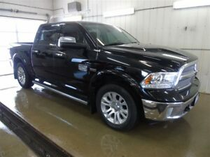 2013 Ram 1500 Longhorn 4x4, Leather, Sunroof