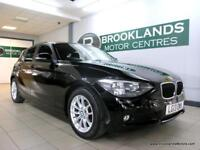 BMW 1 SERIES 1.6 116d EFFICIENTDYNAMICS [4X BMW SERVICES and ?0 ROAD TAX]
