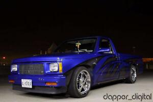 Custom V8 S15 show truck *TRADES*