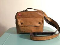 Leica vintage camera bag