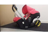 Dona Car Seat 2 in 1 (Baby Car Seat & push chair) from birth to 2 years of age