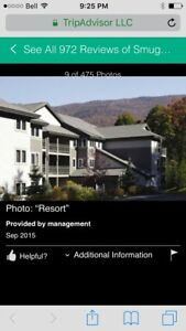 Smugglers Notch Time Share for sale