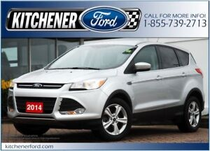 2014 Ford Escape SE 4WD/CAMERA/SIRIUS/PWR LOCKS&WINDOWS