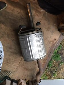 Muffler Honda Civic Sir 99-00