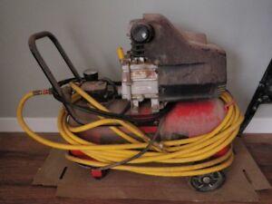 Huskey air compressor
