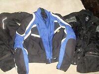 Frank Thomas biker jacket