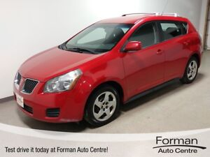2009 Pontiac Vibe - Great looking | Economical | Gas saver!