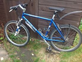 Specialized Rockhopper bicycle for sale.