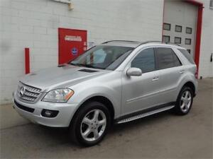 2007 Mercedes-Benz ML500 ~ 68,000kms!! ~ Accident Free ~ $16,999