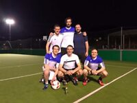Spaces for new 5-a-side teams in London Bridge!