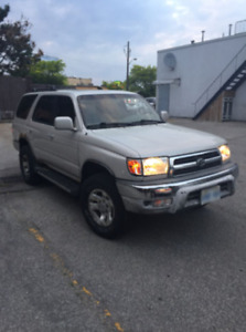 FOR SALE 1999 Toyota 4Runner SUV