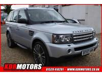 2007 Land Rover Range Rover Sport 3.6 Tdv8 Sport Hse - F/S/H - AUTOMATIC