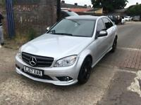 Mercedes c200 cdi auto sport full Amg speck full loaded px welcome Mercedes audi Bmw