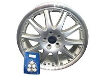 Ford mondeo 18 inch 10 spoke alloy wheels for sale