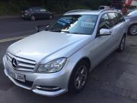 Cheap Mercedes c220 cdi 2014 estate fully loaded