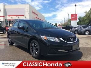 2015 Honda Civic Sedan LX | ALLOYS | REAR CAM | CLEAN CARPROOF |