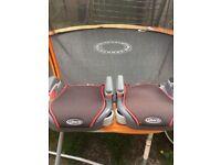 Graco car seats x 2
