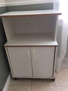 Microwave Stand & Storage