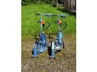 Road / floor saws x2 Pneumatic £250 each