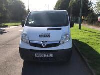 2008 Vauxhall vivaro 2.0 CDTI injector problem starts and drives