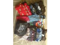 Boys Kids Clothes Selection Bundle Age 8 Gap Next Quicksilver Mayoral